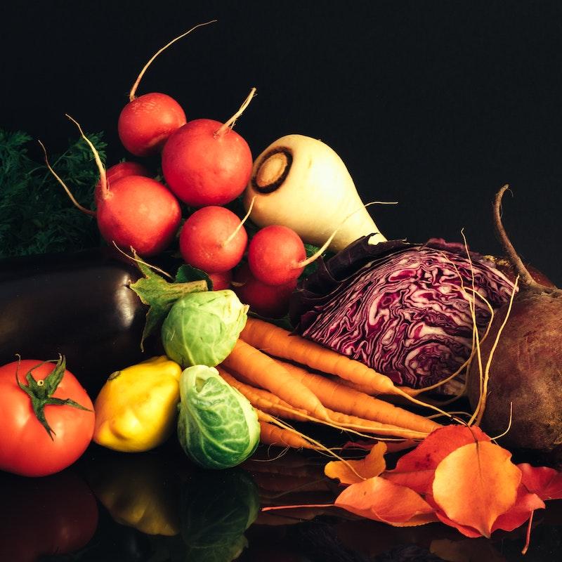 Szárított zöldségek, zöldségporok